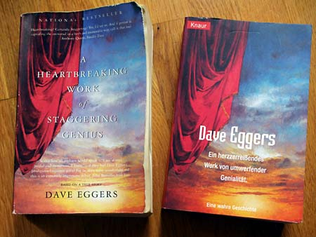 Dave Eggers - Ein Heartbreaking Werk of umwerfender Genius
