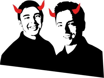 Don´t be evil / Nicht böse sein