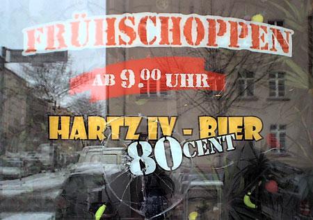 Kein Bier vor Harz IV