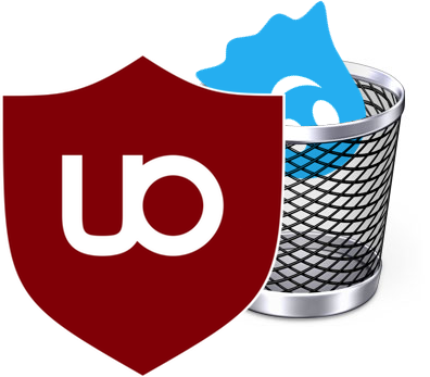 ghoster raus - uBlock origin rein
