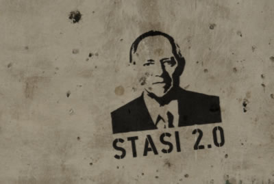 Schäuble goes Stasi 2.0