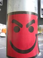 Have a nice day? Mit Bon Jovi? Nee, du...